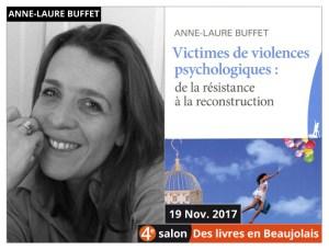 Anne-Laure Buffet invitée du 4e salon Des Livres en Beaujolais