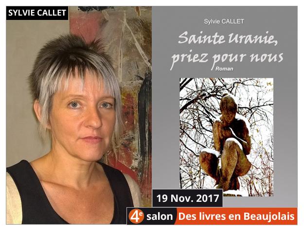 Sylvie Callet invitée du 4e salon Des Livres en Beaujolais