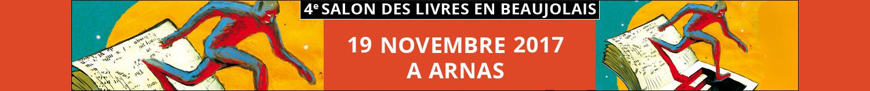 salon Des livres en Beaujolais le dimanche 19 novembre 2017