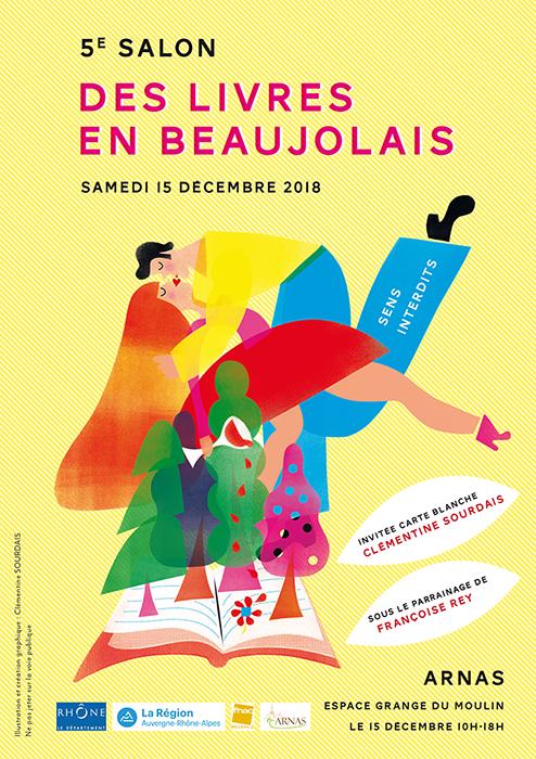 Affiche sdl beaujolais 2018 700x500