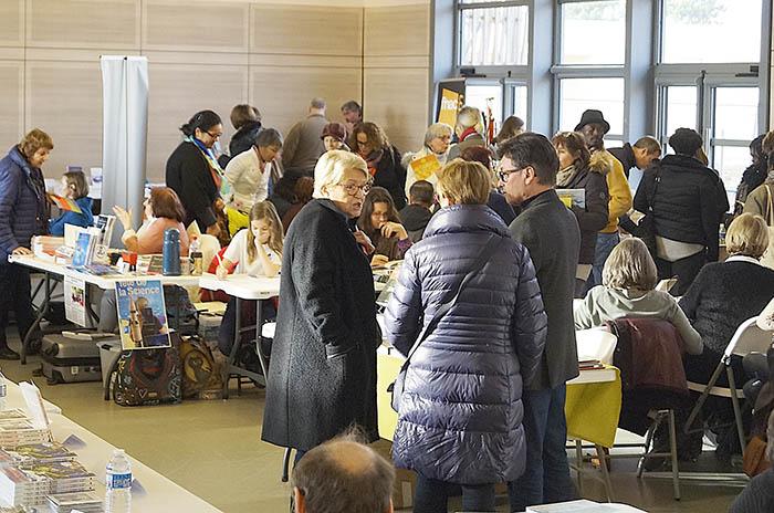 Salon des livres beaujolais 2018 photo c vermorel 11