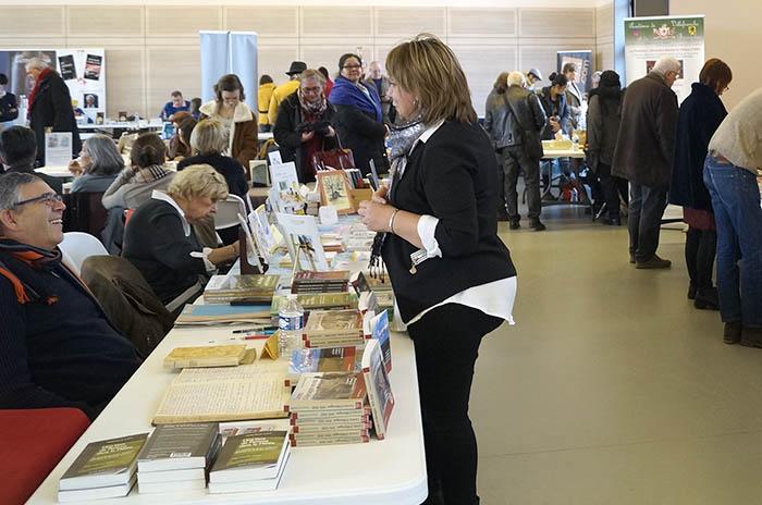 Salon des livres beaujolais 2018 photo c vermorel 27