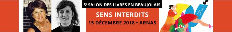 Sens interdits des livres en beaujolais 2018