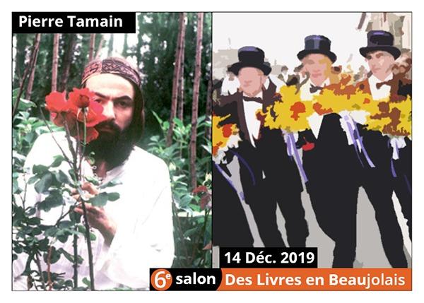 Pierre Tamain - 6e Salon des Livres en Beaujolais 2019