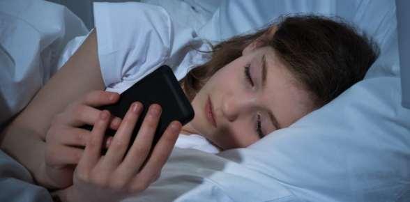 sommeil et écrans
