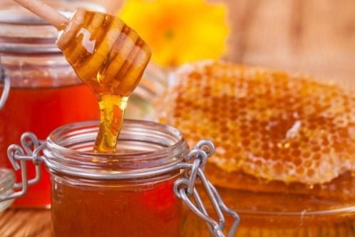 bonne alimentation miel