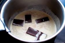 Rugelachs au chocolat