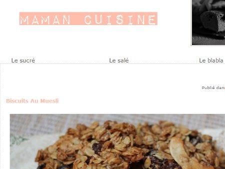 Miamm... maman cuisine
