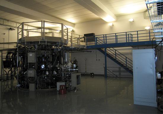 Tokamak – experimentální zařízení pro termojadernou syntézu