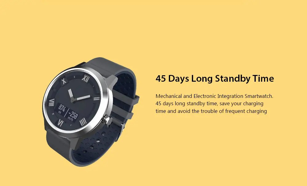 Lenovo Watch X Plus Double Layers Silicone 8ATM Waterproof / 45 Days Long Standby / Real-time Heart Rate Monitor / Smart Watch Sports Version