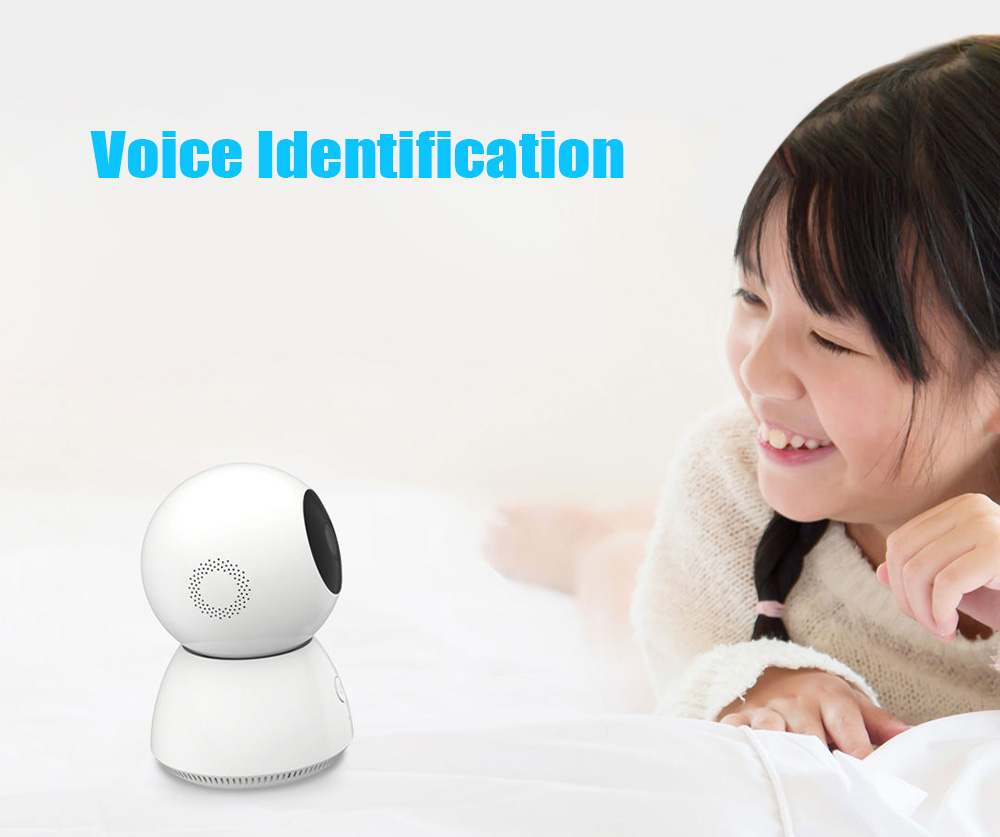 Original Xiaomi 360 Degree Panorama Wireless Smart IP Camera Motion Detection Night Vision 1080P Image
