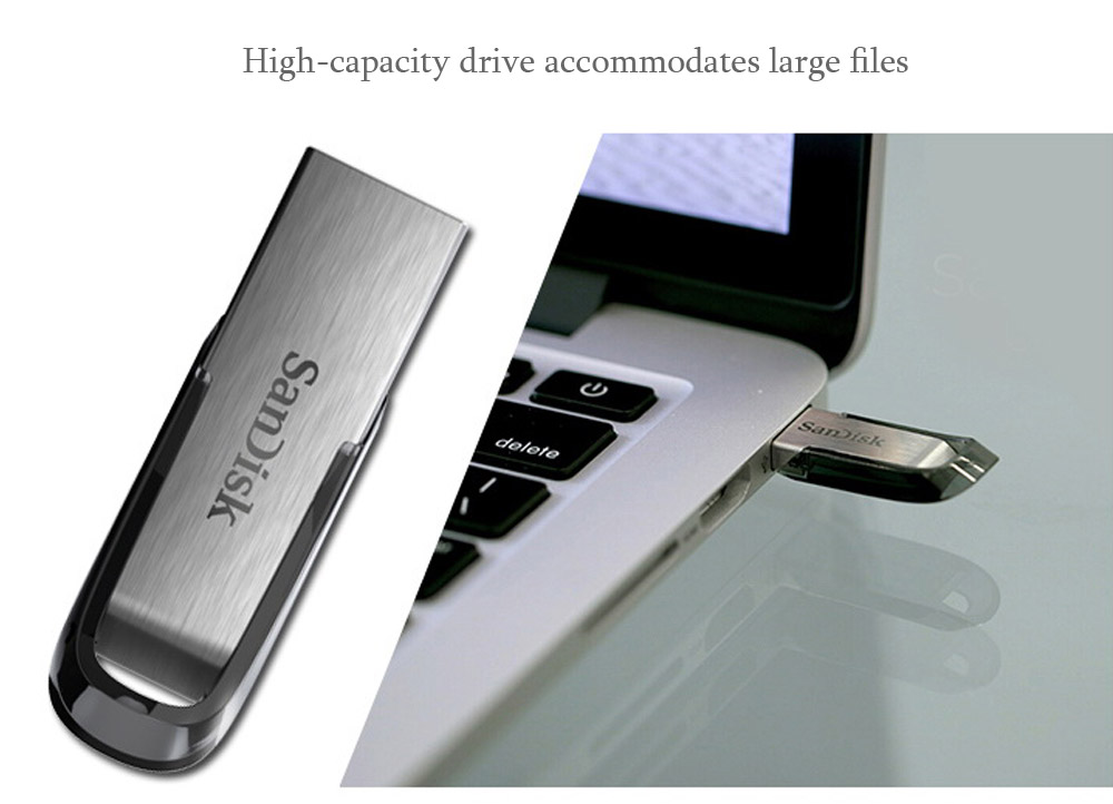 Original SanDisk CZ73 USB 3.0 Flash Drive U Stick