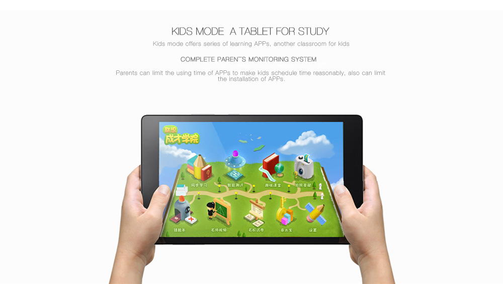 Lenovo P8 ( TAB3 8 Plus ) 8.0 inch Tablet PC Android 6.0 Snapdragon 625 Octa Core 2.0GHz 3GB RAM 16GB ROM Dual WiFi Cameras