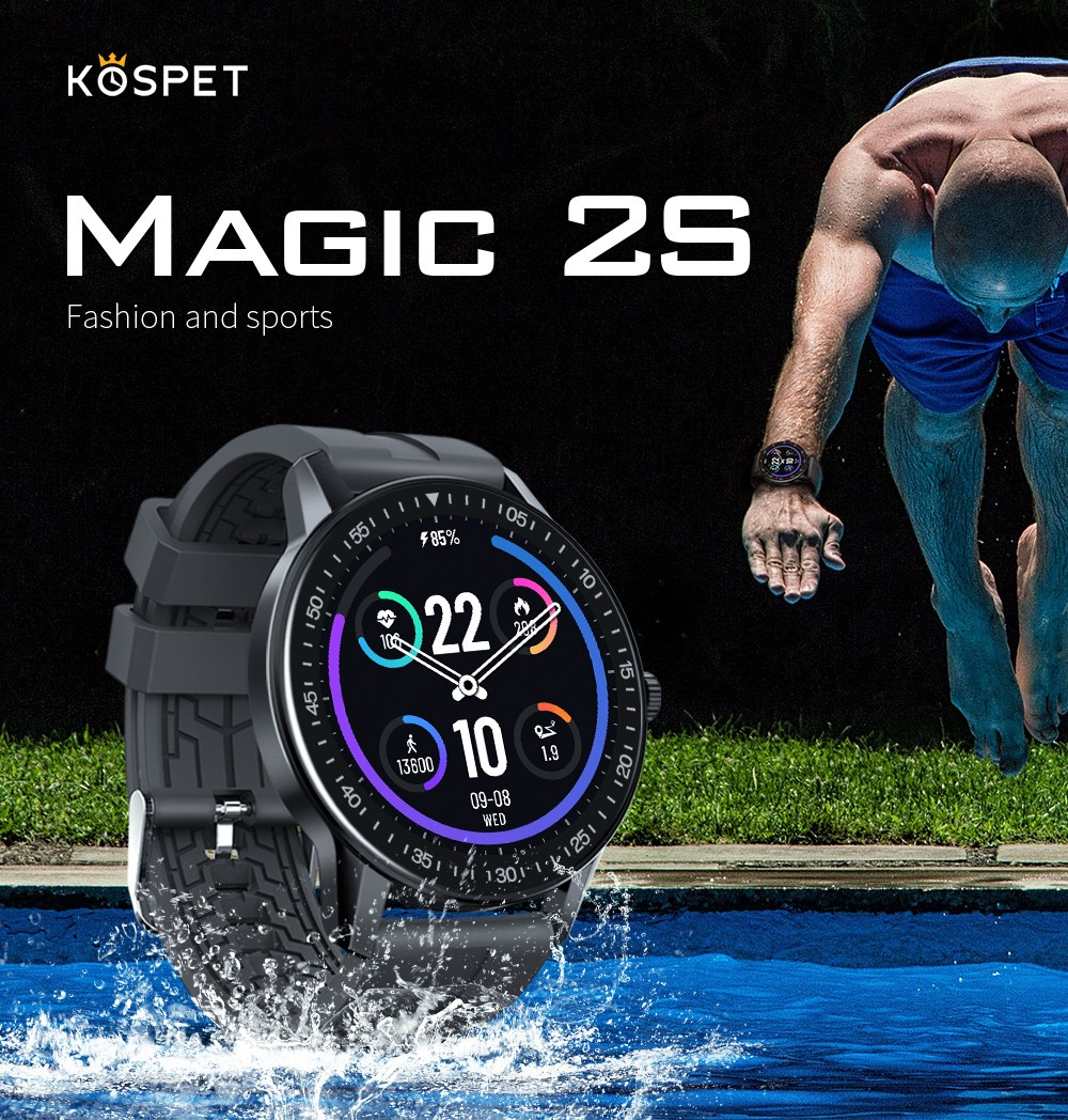 Kospet MAGIC 2S 1.3 inch Smart Watch