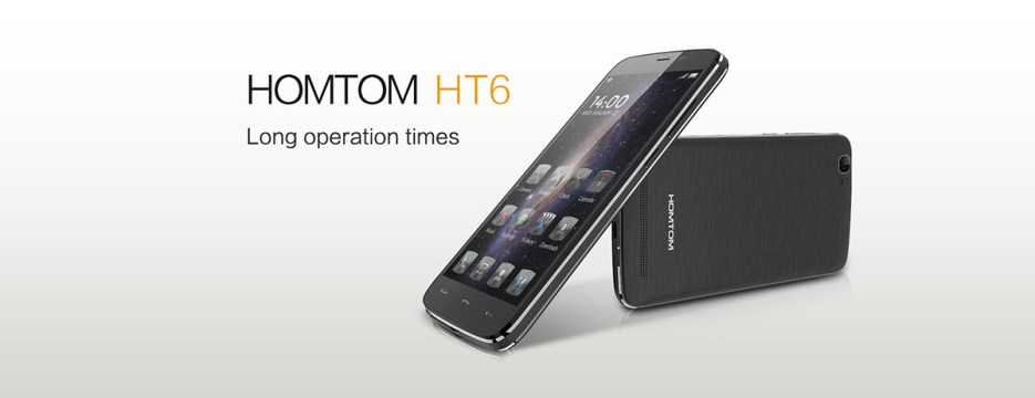 [Deal Alert] HomTom Flash Sale | Smartphones desde 39.99$ 3