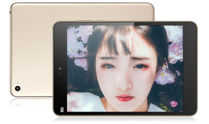 Xiaomi Mi Pad 2 Android 5.1 7,9 pouces à écran Retina IPS Intel Atom Z8500 X5-64bit Quad Core 2.2GHz 2Go RAM 16GB ROM WiFi de type C Interface Bluetooth 4.1 Caméras