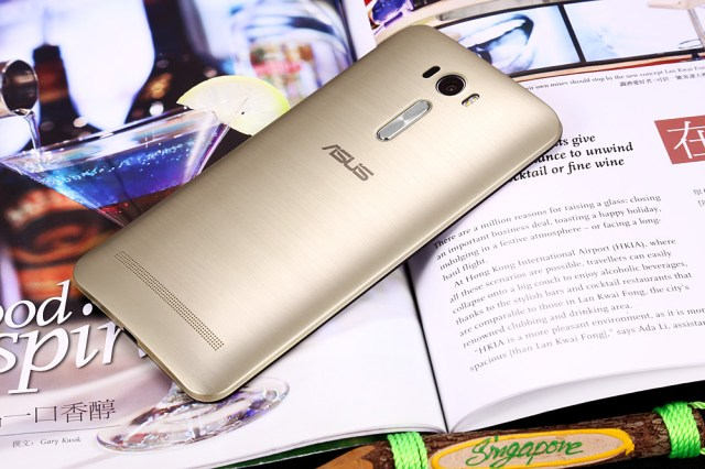 ASUS ZenFone 2 Laser 6.0 inch 4G Phablet Android 5.0 MS8939 64bit Octa Core 1.7GHz 3GB RAM 32GB ROM 13.0MP + 5.0MP Cameras