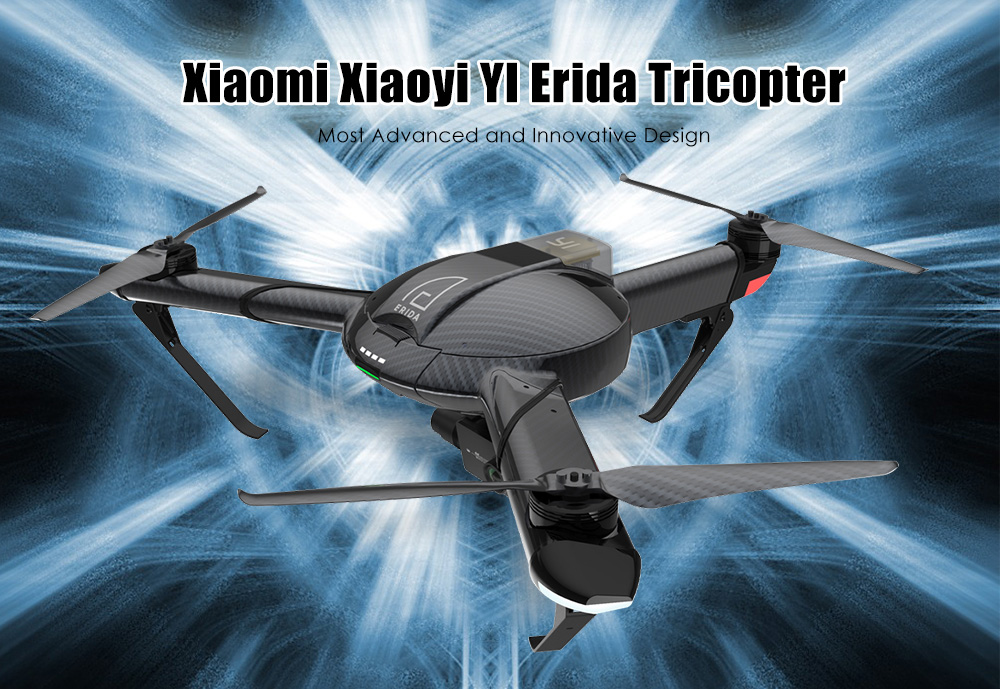 fpvcrazy 20161026114438_71354 Xiaomi Xiaoyi YI Erida Tricopter All Topics Dronebuilds DroneRacing GUIDE TO BUY DRONE Tech Talks  yi tricopter xiaomi drone