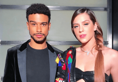 Ator Sérgio Malheiros se posiciona sobre o Baile da Vogue 2018 e vídeo de Lívia e Bárbara