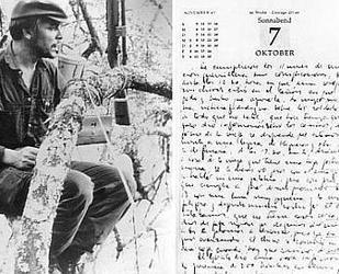 Unesco reconhece manuscritos de Che Guevara como patrimônio da humanidade