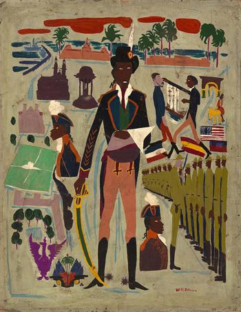 Herdeiros do Haiti
