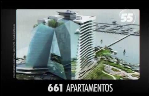 Secretário de Meio Ambiente e Desenvolvimento Urbano da prefeitura municipal teria assinado o licenciamento do projeto da Hantei para construção na Ponta do Coral