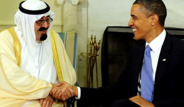 EUA Arabia Saudita