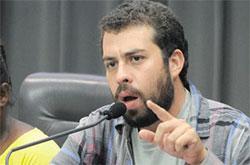 Guilherme Boulos (MTST)