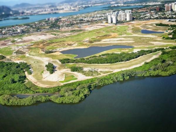 Rio golf