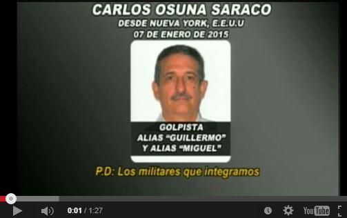 milico Carlos Osuna