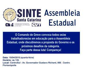 Assembleia Estadual