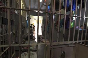 Mulheres presas no Brasil
