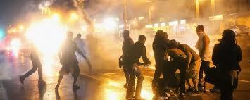Protestas EE.UU..violencia letal policial