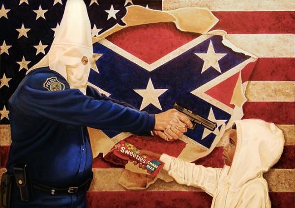 Racismo no EUA