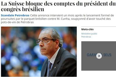 Eduardo Cunha e a imagem do monopólio midiático