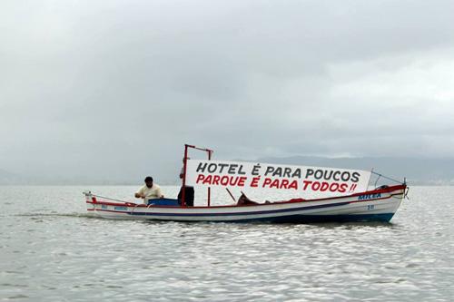 Moção de apoio aos Pescadores do bairro João Paulo na luta pela construção do Trapiche