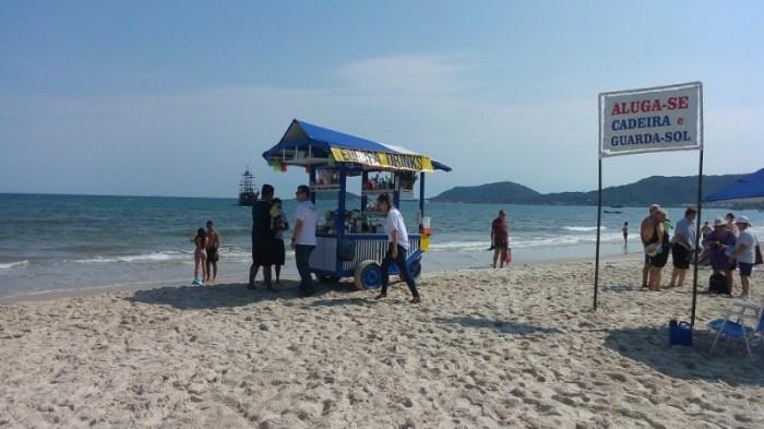 Perigo não está apenas na água contaminada das praias