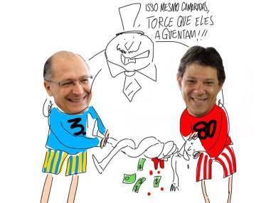 Desenho: Sérgio Rossi