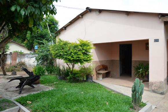 Casa de Dom Pedro Casaldáliga em São Félix do Araguaia. Imagem de Wilson Dias/Agência Brasil