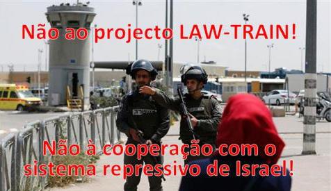ONGs reclamam fim de cooperação policial entre Portugal e Israel