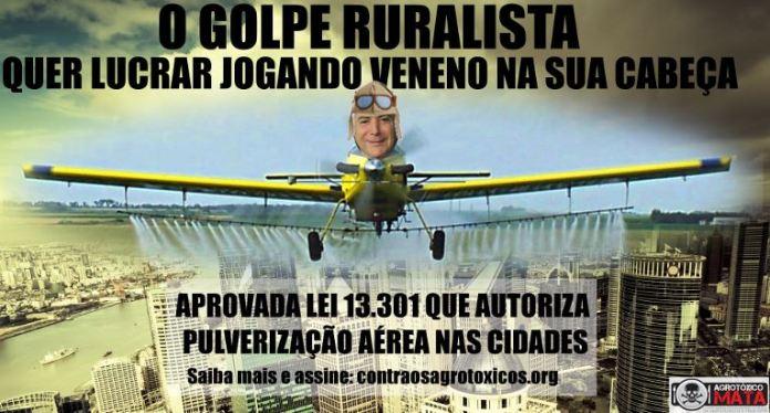 golpe ruralista