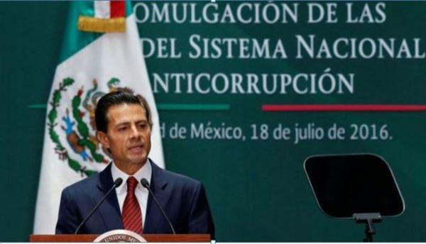 Presidente Peña Nieto. Foto: Reuters.