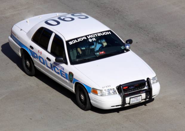Carro de patrulha da polícia de Houston. Foto: AV8PIX Christopher Ebdon/Flickr
