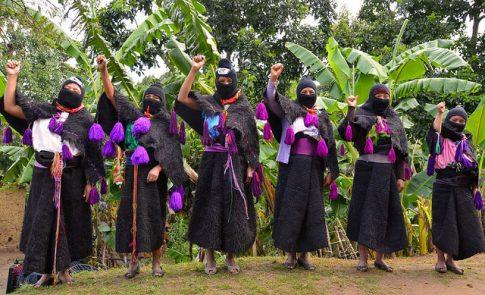 Descolonização, autonomia, igualdade de gênero e a solução zapatista