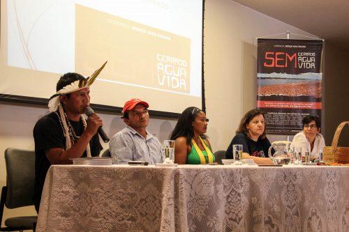 Lançada Campanha Nacional em Defesa do Cerrado por cerca de 36 entidades.