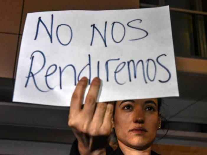 Colômbia diz não à paz