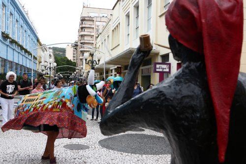 Dia do Saci é celebrado em Florianópolis