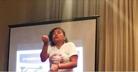 Movimento feminista surdo realiza encontro no Rio para debater questões de gênero