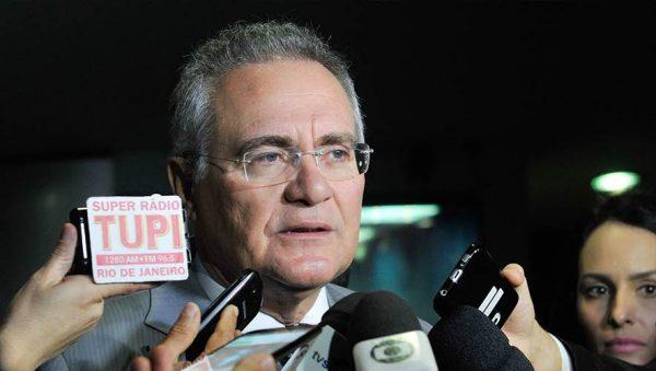 Renan confirma votação de PEC do Teto no Senado nesta tarde, apesar de tragédia