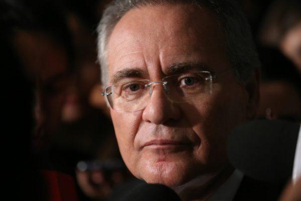 Renan Calheiros. Fabio Rodrigues Pozzebom/Agência Brasil